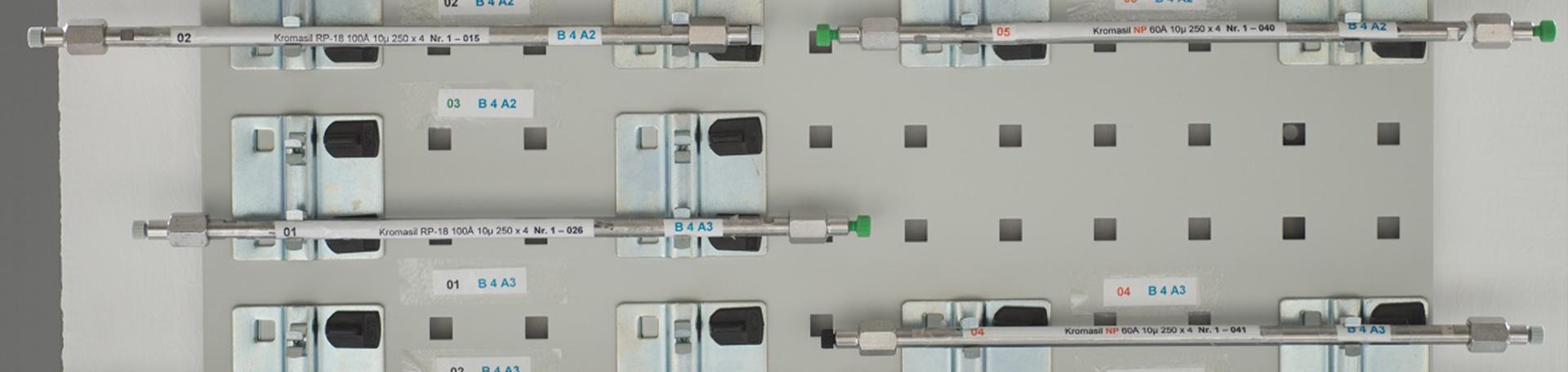 analytische HPLC-Säulen Labor SiChem