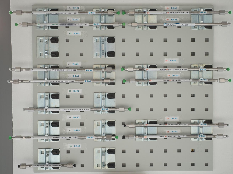 analytical HPLC columns SiChem lab